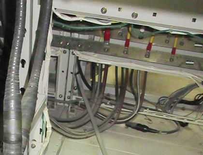 高圧ケーブル